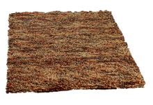 Jellybean Burnt Orange Rug Range
