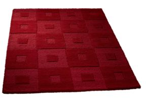 Origin Rugs Manhatan Wool Rug Berry Range