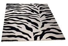Origin Rugs Zanzibar Black/White Rug Range