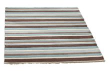 Carved Stirpes Wool Rug SeaSpray Range