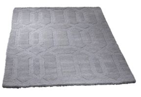 Origin Rugs Metropole grey patten rugs