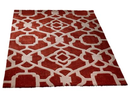 Origin Rugs Marrakesh rug terracotta/cream 120x170
