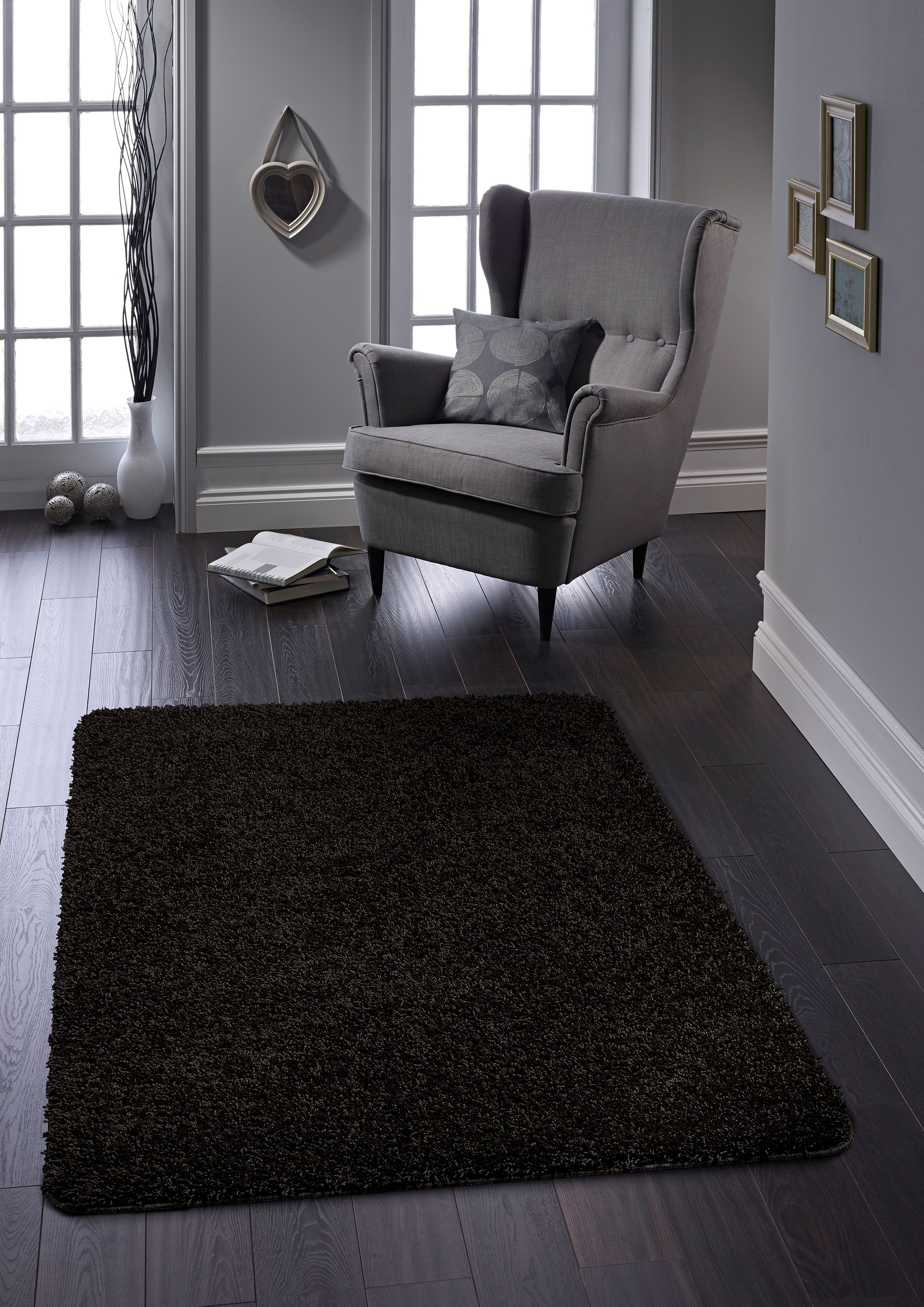 Click to view product details and reviews for Buddy Buddy Easy Care Rug Black 67cm X 180cm Black.