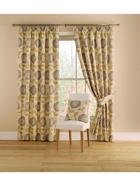 Montgomery Bethany curtains in grey