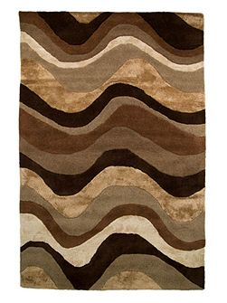 Saria Brown/Taupe Rug 150X240