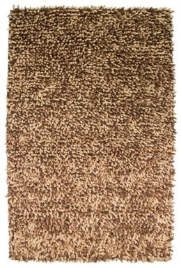 Flair Rugs Kensington chocolate Shaggy Rug Range