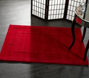 Flair Rugs Apollo red rug range