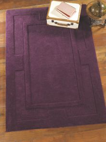 Flair Rugs Apollo purple rug range