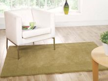 Flair Rugs Siena green wool rug range