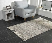 Flair Rugs Maya brown & blue woven rug range