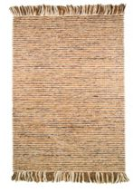 Flair Rugs Maya Brown/Beige Rug 80X150