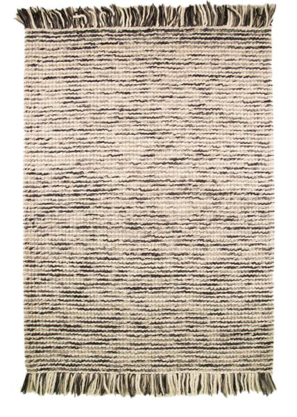 Flair Rugs Maya Charcoal Rug 160X230
