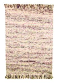 Flair Rugs Maya purple & green woven rug