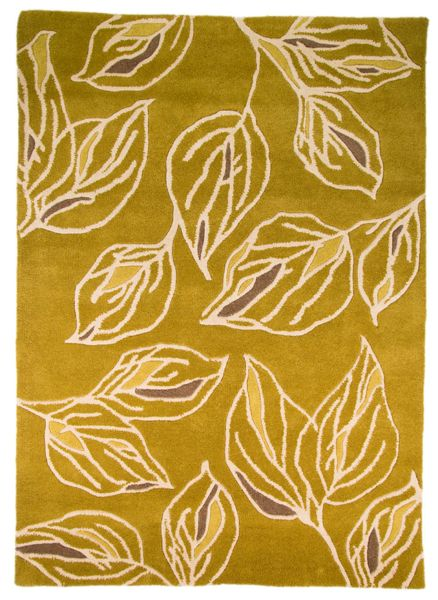 Flair Rugs Branches Green/Grey Rug 120X170