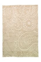 Flair Rugs Mendhi Natural Rug 120X170