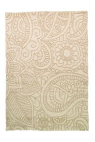 Mendhi natural pattern rug range