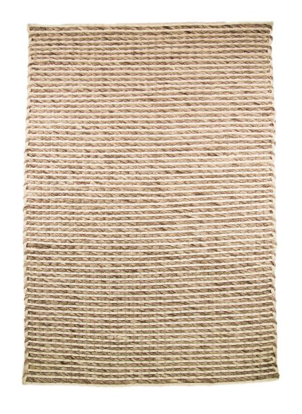 Flair Rugs Tulum Natural/Taupe Rug 120X170