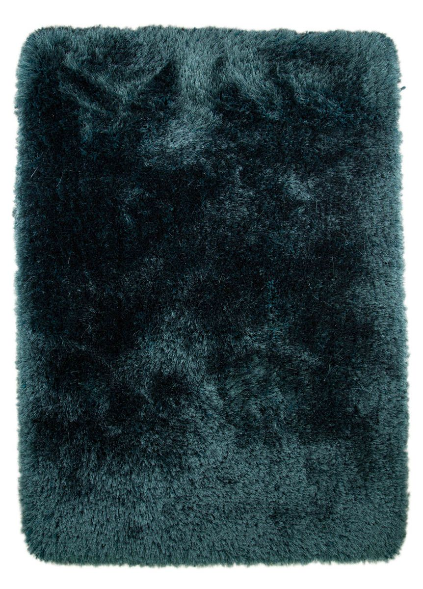 Click to view product details and reviews for Flair Rugs Pearl Teal Rug 160x230 White.