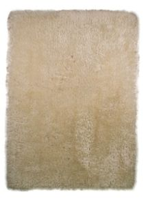 Flair Rugs Pearl white shaggy rug range