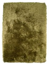 Flair Rugs Pearl Sage Green Rug 80X150