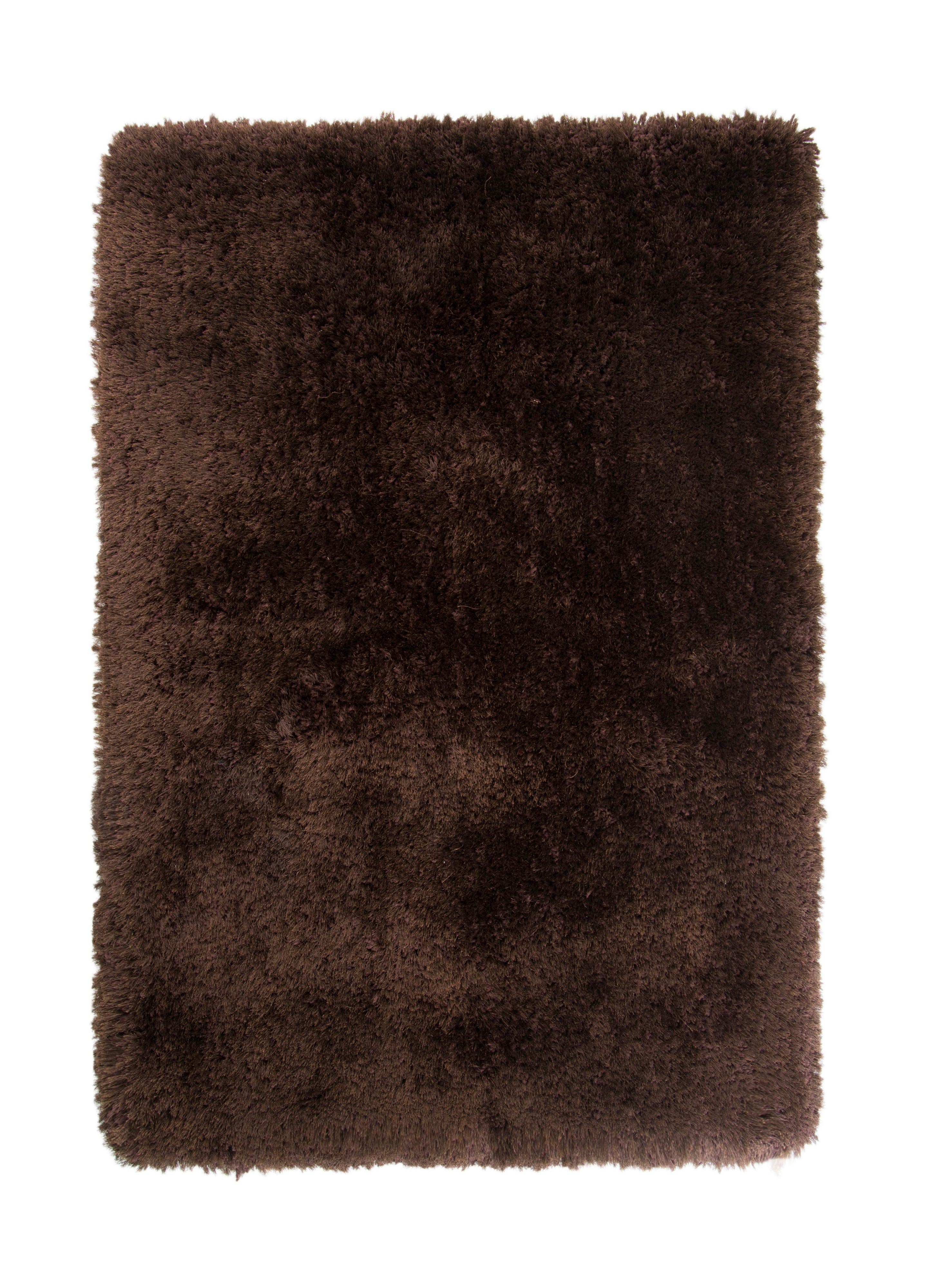 Flair Rugs Flair Rugs Pearl Chocolate Round Rug 150X150