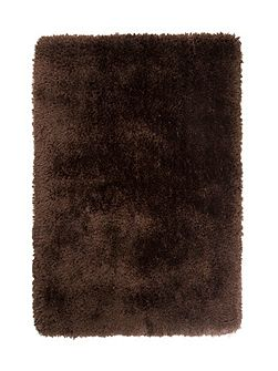 Flair Rugs Pearl Chocolate Rug 80X150
