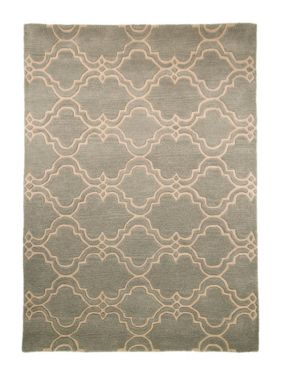 Flair Rugs Casablanca Duck Egg Rug Range