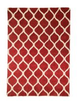 Flair Rugs Fes Red Rug 80X150