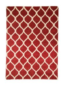 Fes Red Rug Range