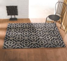 Flair Rugs Morroco charcoal pattern rug range