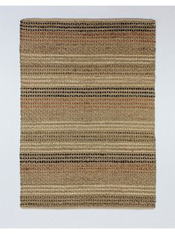 Seagrass natural jute rug 120x170