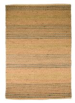 Flair Rugs Seagrass blue jute rug 120x170