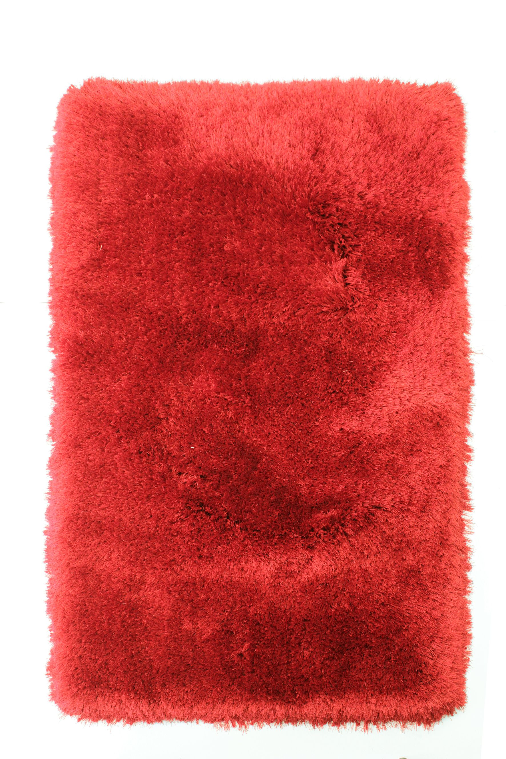 Flair Rugs Flair Rugs Pearl Red Round Rug 150X150