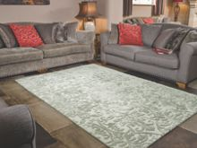 Flair Rugs Dorchester Grey Rug Range
