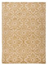 Flair Rugs Knightsbridge gold rug 120x170cm