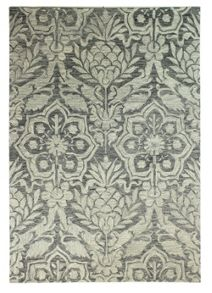 Flair Rugs Vintage deco grey rug range