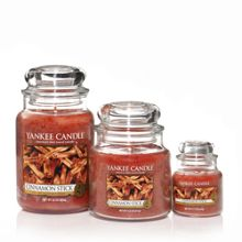 Cinnamon stick housewarmer range