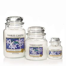 Yankee Candle Midnight jasmine room fragrance