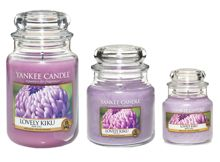 Yankee Candle Lovely kiku candles