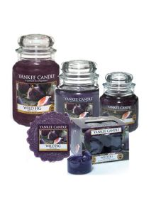 Yankee Candle Wild fig fragrance collection