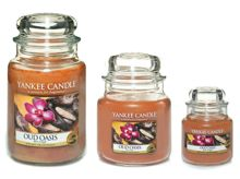 Yankee Candle Oud Oasis Scented Candle Range
