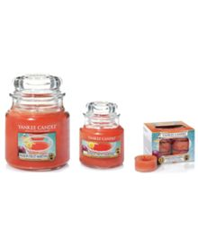 Yankee Candle Passion Fruit Martini Fragrance Range