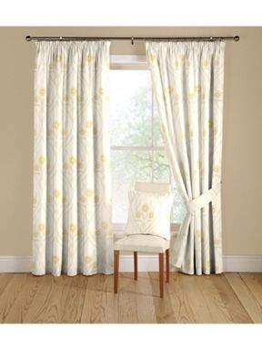 Rectella Rectella montrose curtains in cream