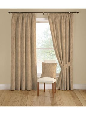 Rectella torino curtains in beige