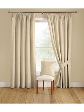 Rectella Rectella torino curtains in natural