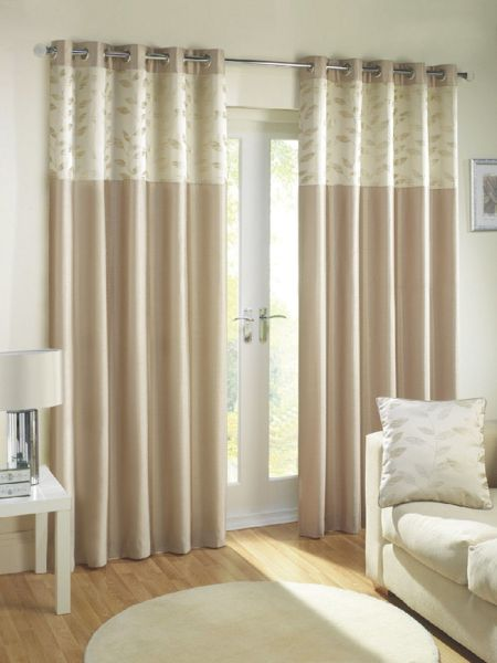 Rectella Rectella Eden beige curtains 228 x 228