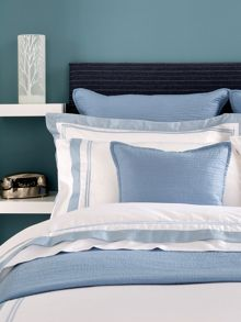 Christy Coniston bed linen range in Duck Egg