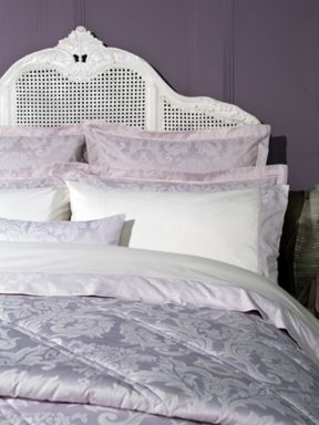 Christy Figaro bed linen range in Pink