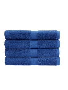 Christy Portobello towel range in Royal