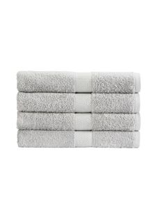 Portobello towel range in silver